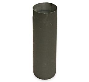 Kamina ühendustoru ABX, 130 mm, 0,5 m, must