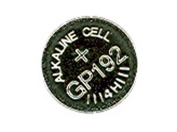 Elementas GP192, 1,5 V
