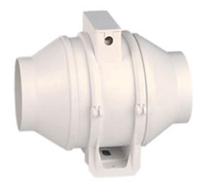 """Kanalinis ventiliatorius """"Cata"""" Dil 125 / 320, su laikmačiu"""