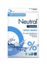 PULV. NEUTRAL MAIN WASH 1.4KG 20MR