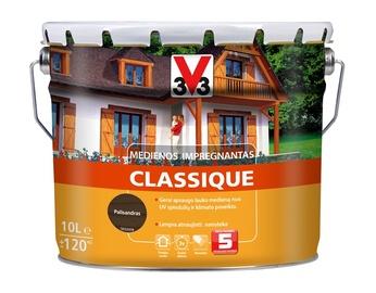 KOKSNES IMPREGN CLASSIQUE PALISANDRS 10L (V33)