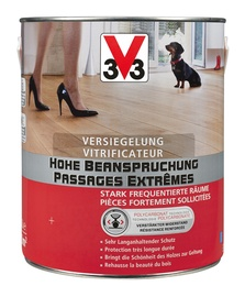 Põrandalakk V33 2.5l, värvitu matt