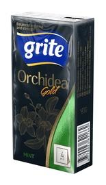 """Popierinės nosinės """"Grite"""" Orchidea Gold Aroma Mint"""