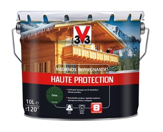 Impregnants Haute Protection, 10l, zaļš
