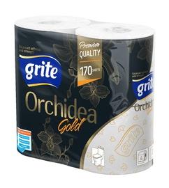 """Tualetinis popierius """"Grite"""" Orchidea Gold"""
