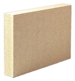 Vermikulito plokštė, 620 x 500 x 25 mm
