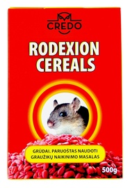 """Graužikų naikinimo masalas (grūdai) """"Rodexion"""" Cereals, 500 g"""