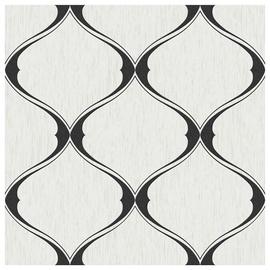 Vinüültapeet 20-735, geomeetriline