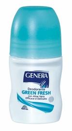Dezodorants GENERA GREEN FRESH, 50 ml