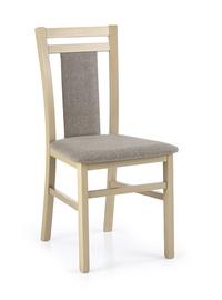 Kėdė Hubert 8 Sonoma ąžuolinėmis kojomis