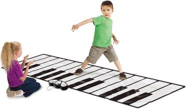 Muzikinis žaidimų ir šokių kilimėlis 260x74 cm