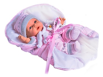 Žaislinė lėlė 3371, 33 cm