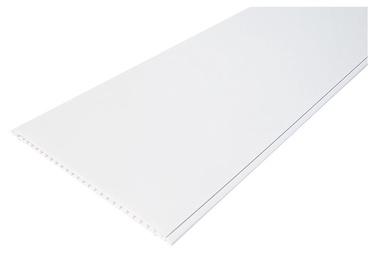 Plastikinė dailylentė, balta