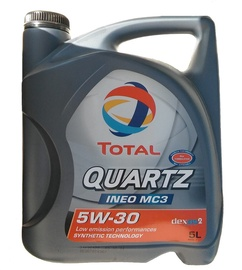 Motoreļļa Total Quartz Ineo MC3, 5w30 5 l