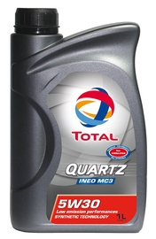 Mootoriõli Total Quartz Ineo MC3 5W-30, 1l