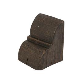 Konsolė medienos imitacijos
