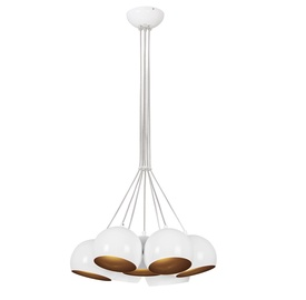 Griestu lampa Nowodvorski Ball 6604 7x35W GU10