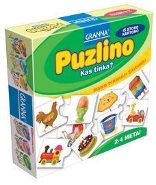 Žaidimas Granna Puzlino kas tinka