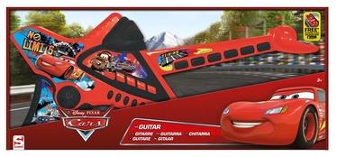 Žaislinė gitara Cars DSC4-3077