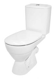Tualetes pods WC Keramin Palermo, ar skalojamo kasti un vāku