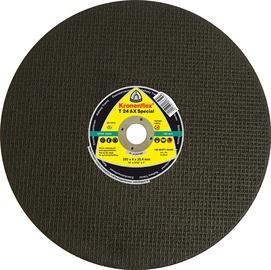 Diskas bėgių pjovimui, 350x4x25,4 mm