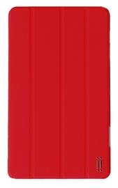"""Planšetinio kompiuterio """"Samsung"""" Galaxy Tab 4 dėklas, 8"""", raudonas"""