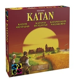 """Žaidimas """"Brain Games"""" Katan"""