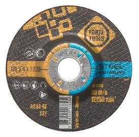 Šlifavimo diskas Forte tools, 125x6x22,23 mm