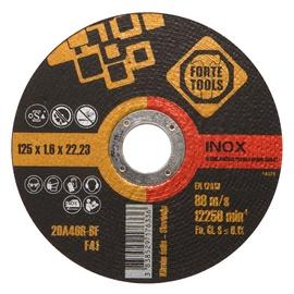 Pjovimo diskas, 125x1,6x22,23 mm