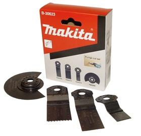 Daugiafunkcinių priedų komplektas Makita B-30623