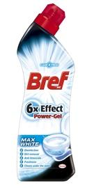 "Tualetų valiklis ""Bref"" 6 x Effect Max White, 750 ml"