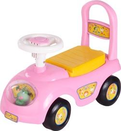 Paspirtukas-automobilis, rožinis