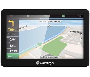 Navigacija Prestigio PGPS5056PLBC04GBNV