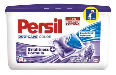 "Skalbimo kapsulės ""Persil"" Lavender Color, 15 vnt"