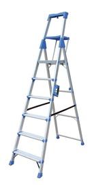 Mājsaimniecības kāpnes Forte Tools AO15-106 150cm, 6pak.