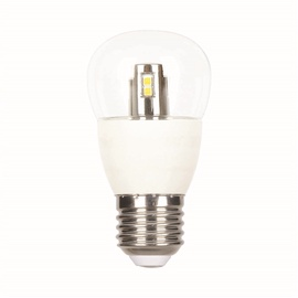 SPULDZE LED BURB 6W E27 827 P45 DIM CL (GE)