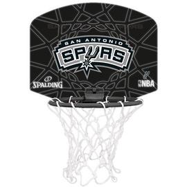 "Krepšinio lenta ""Spalding"" Mini NBA Spurs"