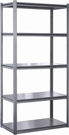 Sandėliavimo lentyna, 183 x 91,4 x 45,7 cm, 5 lentynos