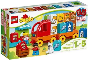Konstruktorius LEGO Duplo, Mano pirmasis sunkvežimis 10818