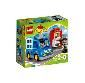 Konstruktorius LEGO Duplo, Policijos patrulis 10809