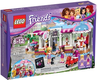 "Konstruktorius ""Lego"" Friends 41119 Cupcake Cafe"