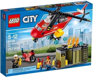 "Konstruktorius ""Lego"" City Fire 60108 Fire Unit"