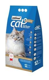 """Sušokantis kačių kraikas """"Patimax"""" Premium 12 l"""