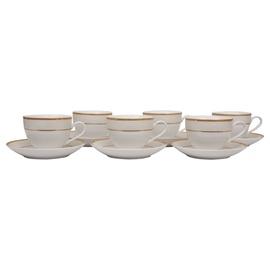 Kavos/arbatos servizas, 12 dalių