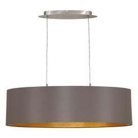 Griestu lampa Eglo Maserlo 31614 2x60W E27