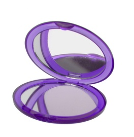Dviejų dalių kosmetinis veidrodėlis