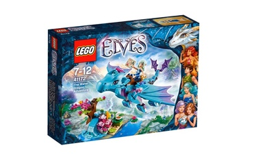 Konstruktorius LEGO Elves, Vandens drakono nuotykiai 41172