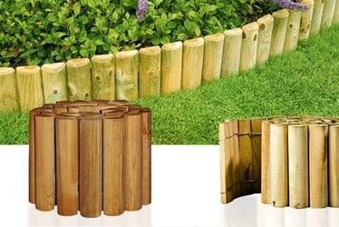 Medinė tvorelė, 20x150 cm