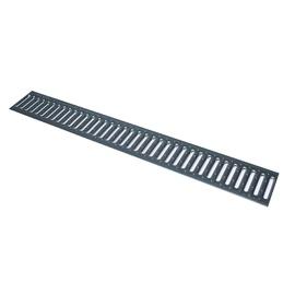 Juostinės cinkuotojo plieno grotelės ACO 38516; 1 m