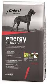 Sausas ėdalas šunims Golosi ,Energy' 12 kg